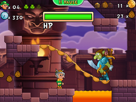 Lep's World 3 🍀🍀🍀 APK screenshot 1