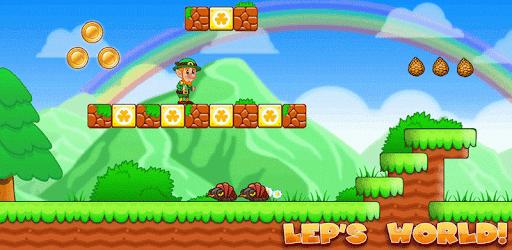 Lep's World 🍀 pc screenshot