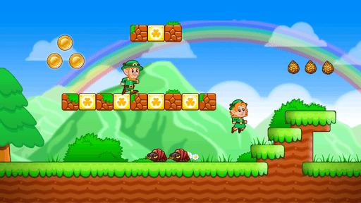 Lep's World 🍀 APK screenshot 1