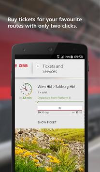 ÖBB APK screenshot 1