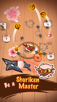 Shuriken Master! APK screenshot 1