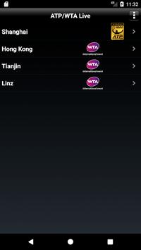 ATP/WTA Live APK screenshot 1