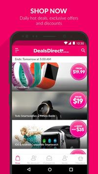 DealsDirect APK screenshot 1