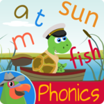 Phonics - Sounds to Words for beginning readers icon