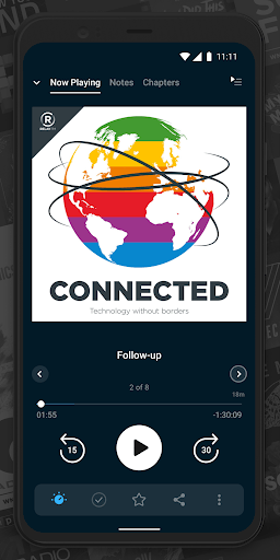 Pocket Casts - Podcast Player APK screenshot 1