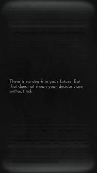Choices That Matter - text based game APK screenshot 1
