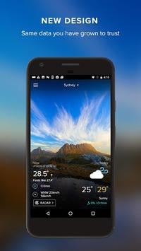 Weatherzone APK screenshot 1
