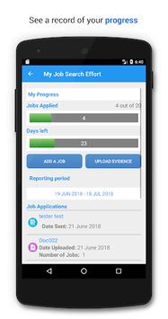 jobactive Job Seeker APK screenshot 1