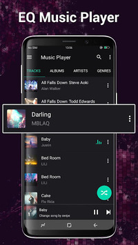 Music Player - Bass Booster - Free Download APK screenshot 1