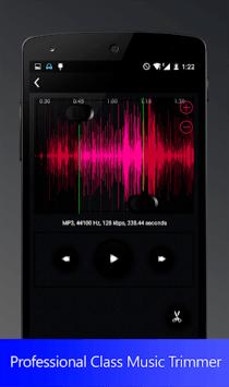 video audio cutter APK screenshot 1