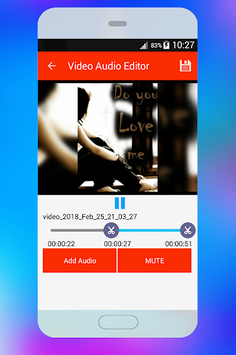 Video Audio Converter / Video Cutter /Video Editor APK screenshot 1