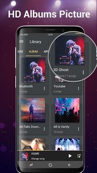 Music Player- Free Music & Mp3 Player APK screenshot 1