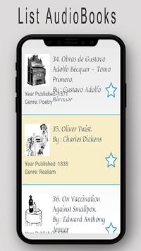 AudioBooks Free APK screenshot 1