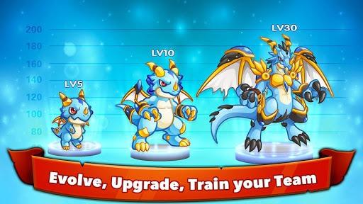 Pet Alliance 2 - Monster Battle APK screenshot 1