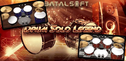 Drum Solo Legend - The best drums app pc screenshot