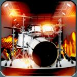 Drum Solo Legend - The best drums app APK icon