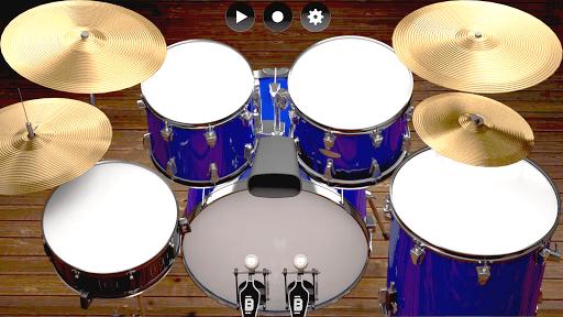 Drum Solo Legend - The best drums app APK screenshot 1