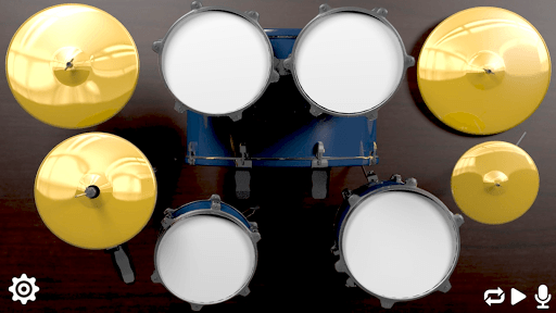Drum Solo HD  -  The best drumming game APK screenshot 1
