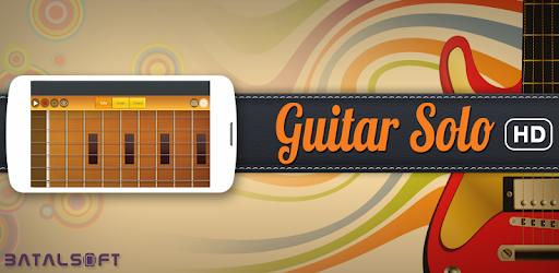Guitar Solo HD pc screenshot