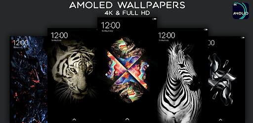 AMOLED Wallpapers | 4K | Full HD | Backgrounds pc screenshot