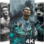 Football Wallpapers 4K | Full HD Backgrounds 🔥 icon