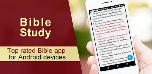 Bible Study - Study The Bible By Topic pc screenshot