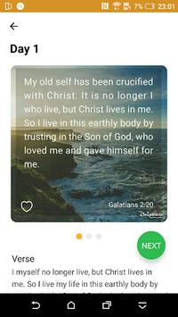 Bible Study - Study The Bible By Topic APK screenshot 1