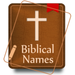 Biblical Names with Meaning icon