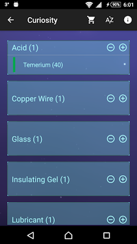 Crafting Assistant NMS APK screenshot 1