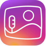 Teleprompter Video Maker: logo, titling & captions icon