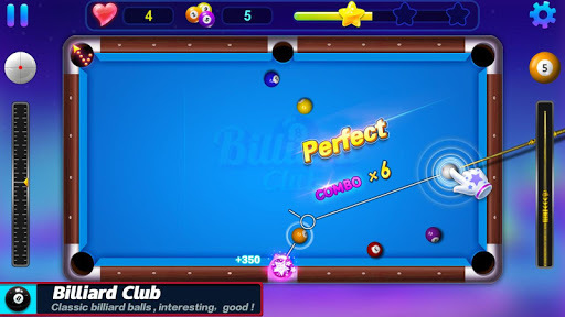 Billiards Club APK screenshot 1