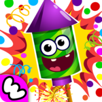 Bubble Shooter games for kids! Bubbles for babies! icon