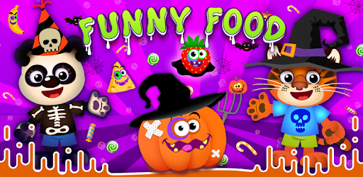 Funny Food! Educational Games for Toddlers 3 years pc screenshot