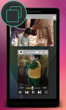 Video Popup Player :Full Popup APK screenshot 1