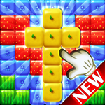 Fruit Block Blast - Cube Puzzle Legend icon