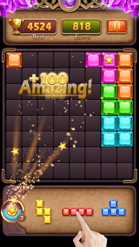 Block Puzzle Jewel APK screenshot 1