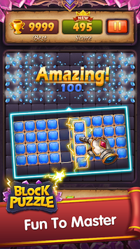 Block Puzzle APK screenshot 1