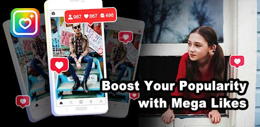 Mega Tags for Likes - Boost Views & Real Followers pc screenshot