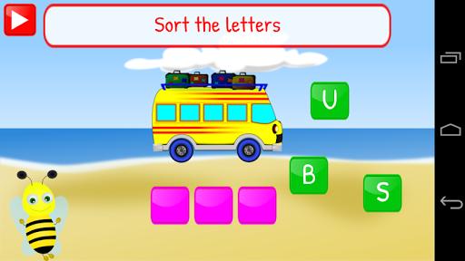 Kindergarten Learning Games APK screenshot 1