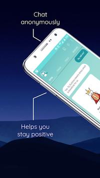 Wysa: stress, depression & anxiety therapy chatbot APK screenshot 1