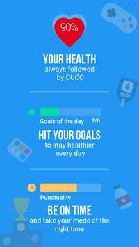 CUCO Health: Meds & Pill Reminder APK screenshot 1