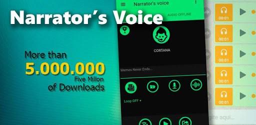 Narrator's Voice pc screenshot