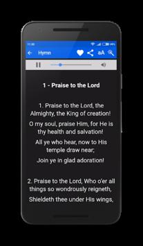 SDA Hymnal APK screenshot 1