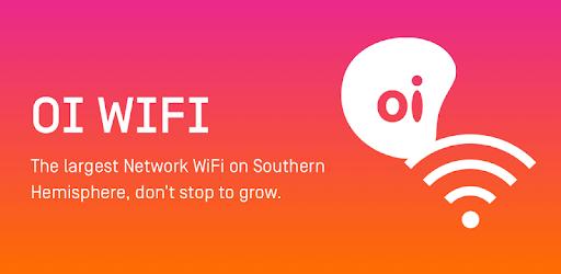 Oi WiFi pc screenshot
