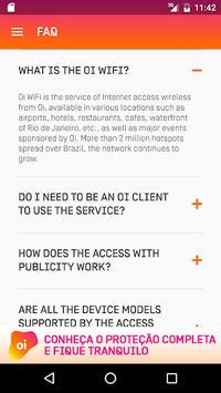 Oi WiFi APK screenshot 1