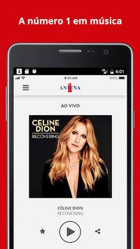 Radio Antena 1 APK screenshot 1