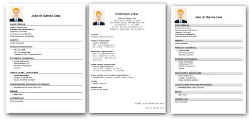 Resume Creator - Free pc screenshot