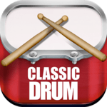 Classic Drum - The best way to learn drums! icon