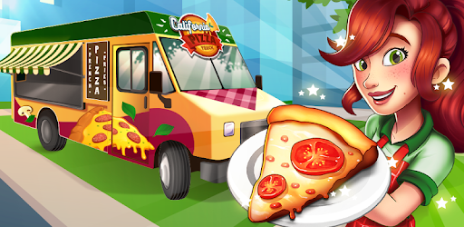 Pizza Truck California - Fast Food Cooking Game pc screenshot