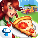 Pizza Truck California - Fast Food Cooking Game icon